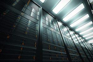 servidores de data center