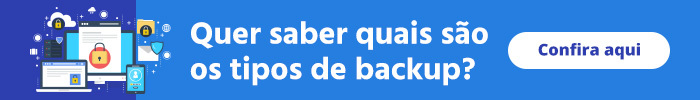 banner para post sobre tipos de backup