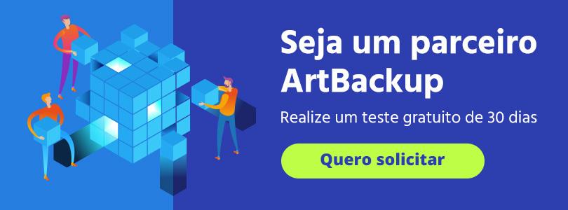 banner para ser parceiro artbackup